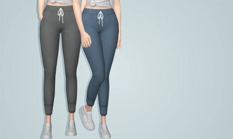 Comfy Sweatpants for Sims 4