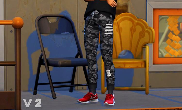 Izme Sweatpants Sims 4 CC