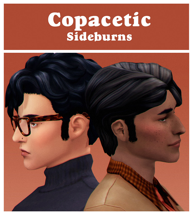Copacetic 1970s Sideburns TS4 CC