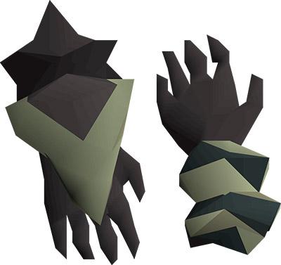 Ferocious Gloves in OSRS