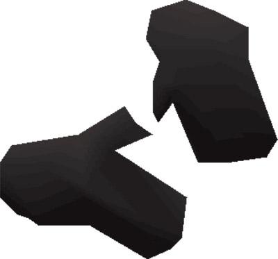 OSRS Gloves of Silence Render