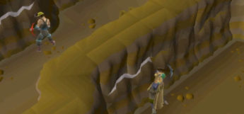 Mining Screenshot in Old School RuneScape