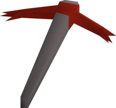 OSRS Basic Dragon Pickaxe