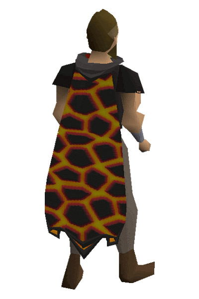 OSRS Infernal Cape Preview