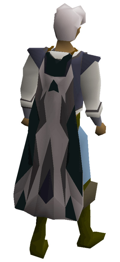 3rd age Cloak from OSRS