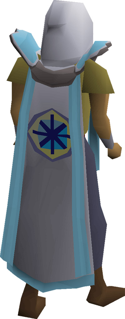 OSRS Quest Point Cape Preview