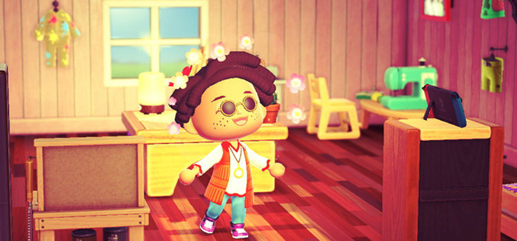 Hippie & Eco-Friendly Island Ideas For Animal Crossing: New Horizons