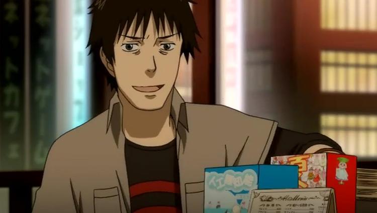 Tatsuhiro Satou in Welcome to the N.H.K. anime