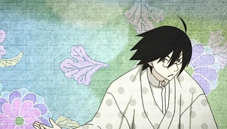 Nozomu Itoshiki in Sayonara, Zetsubou-Sensei anime
