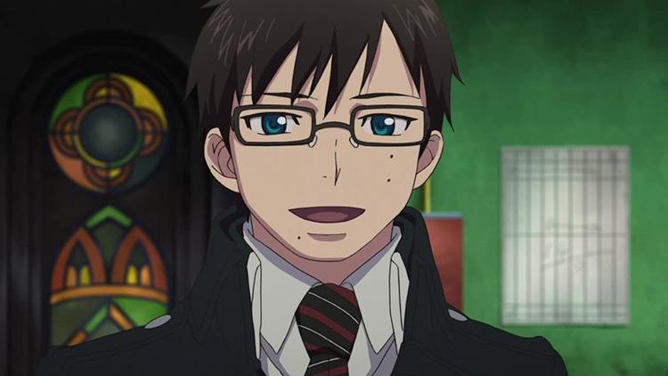 Yukio Okumura from Blue Exorcist anime