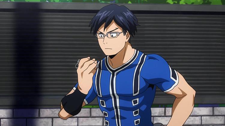 Tenya Iida in My Hero Academia