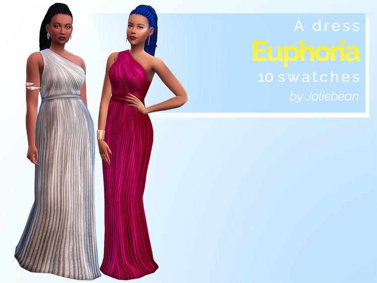 Greek Glam Set Sims 4 CC