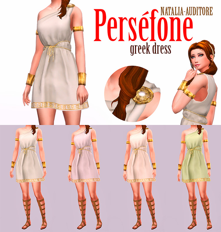 Persefone Sims 4 CC