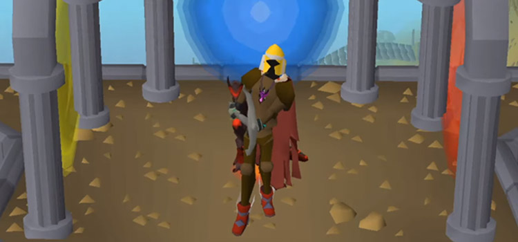 Primordial Boots OSRS In-game Screenshot