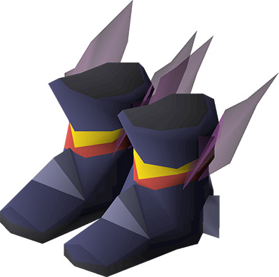 Eternal Boots OSRS