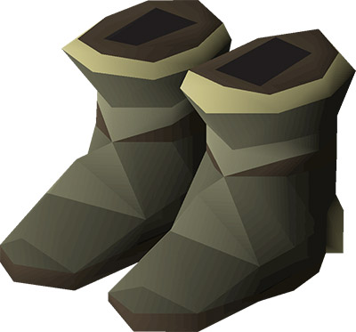 Boots of Brimstone - OSRS Preview
