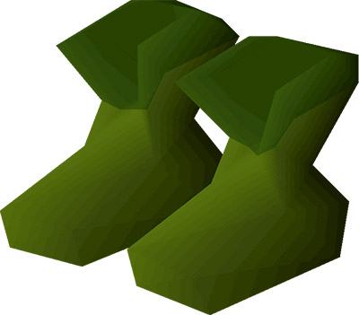 Ranger Boots in OSRS