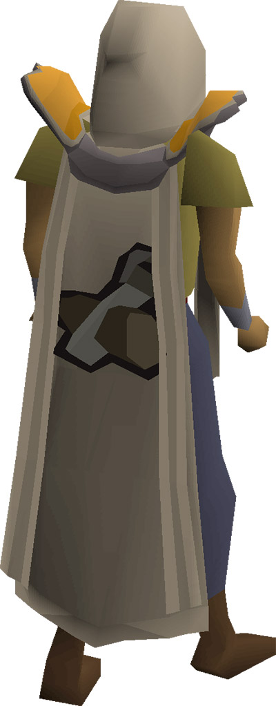 Construction Cape from OSRS