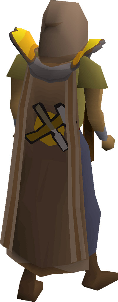 Crafting Cape from OSRS