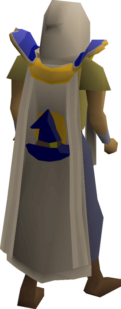 OSRS Magic Cape Preview