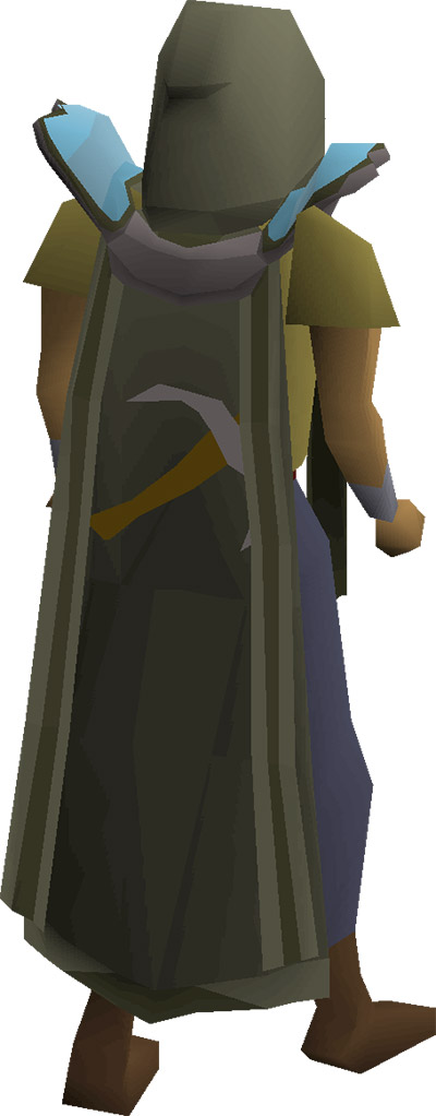OSRS Mining Cape Preview