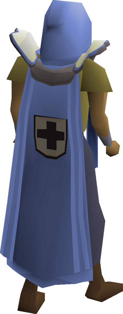OSRS Defence Cape Preview