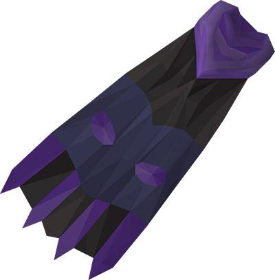 Ardougne Cloak 4 OSRS Render