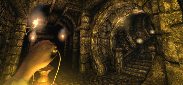 Amnesia Dark Descent Modded Preview