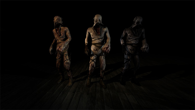 Amnesia: The Dark Descent Remastered ATDD Mod