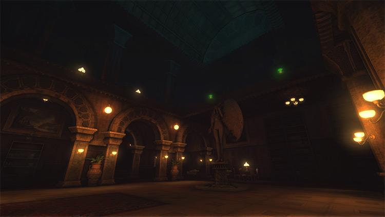 Amadeus Amnesia: The Dark Descent Mod