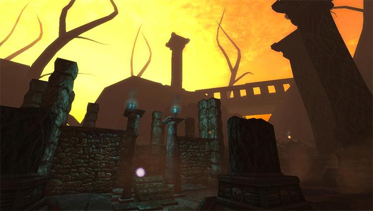 Amnesia: Through the Portal ATDD Mod
