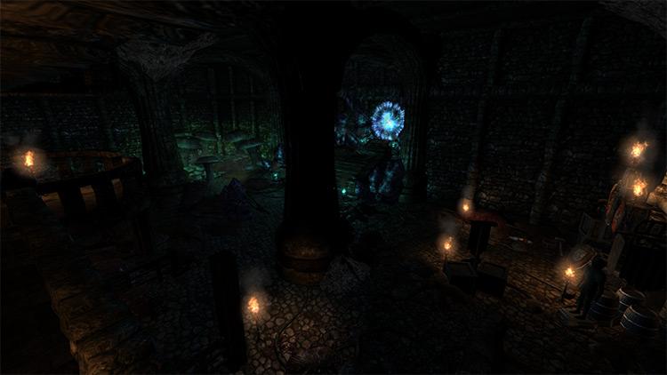 The Four Horsemen Mod for Amnesia: The Dark Descent