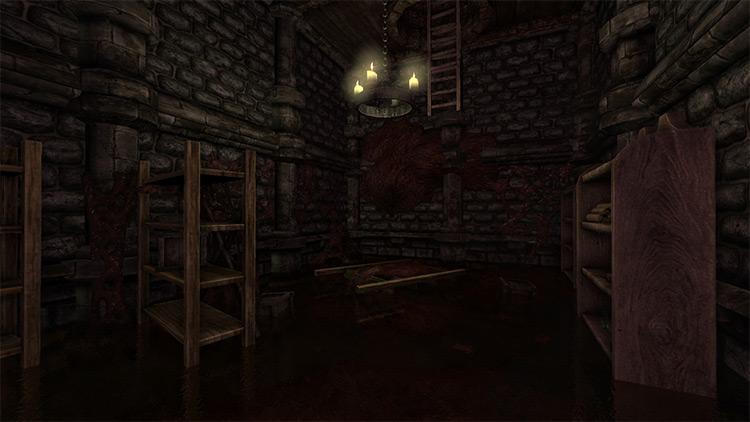 Followed by Death Amnesia: The Dark Descent Mod