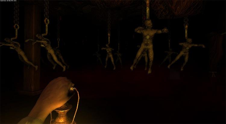 The Things in the Night ATDD Mod screenshot
