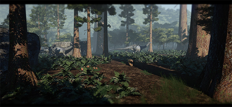 Environment Rework Mod for Jurassic World: Evolution