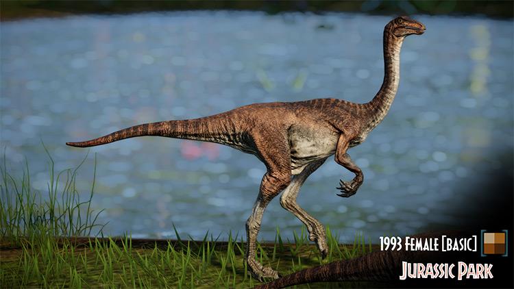 Jurassic Park Expansion Pack JWE Mod