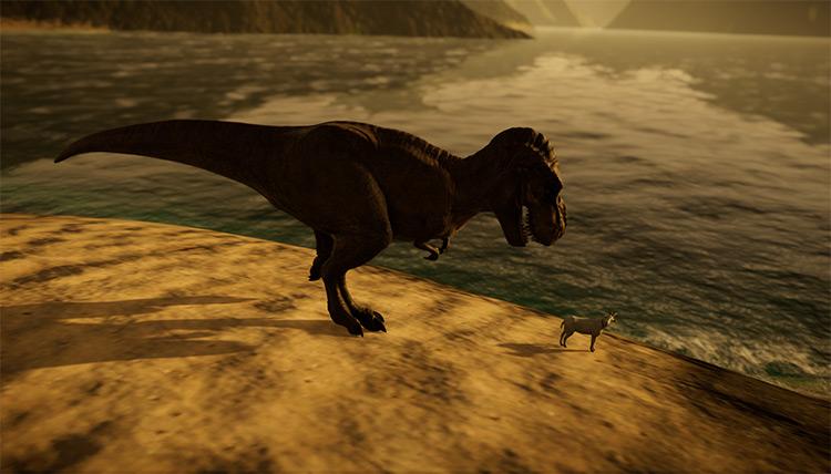 Expanded Islands Jurassic World: Evolution Mod