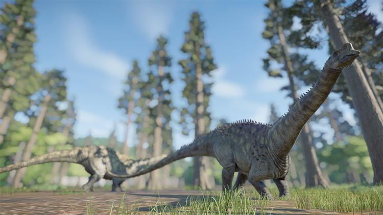 De-Hybridized Dinosaur Pack Jurassic World: Evolution Mod