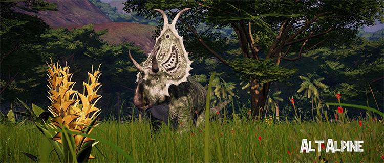Diabloceratops Species JWE Mod screenshot