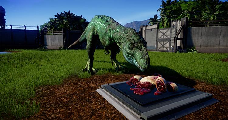 Tarbosaurus Species Mod for Jurassic World: Evolution