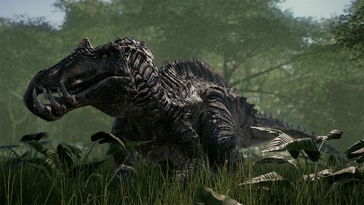 Dracodentitan Species Jurassic World: Evolution Mod