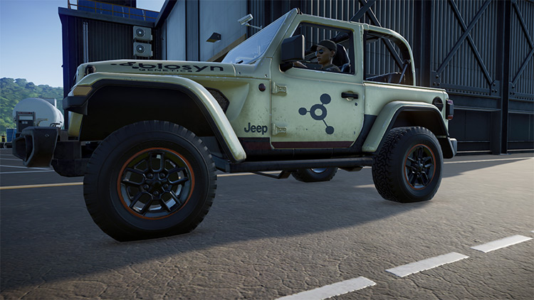Vehicle Reskins JWE Mod