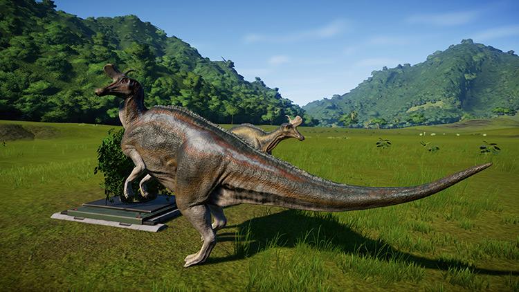 Lambeosaurus Species JWE Mod screenshot