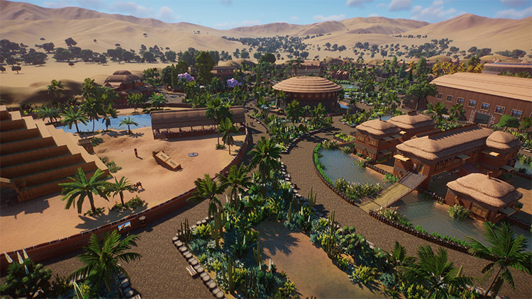Circles of Africa Mod for Planet Zoo