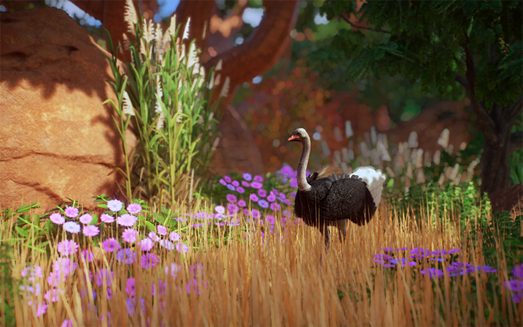 Vegetation Tolerance for All animals Planet Zoo Mod