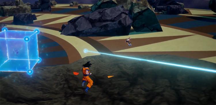 Tournament of Power DBZ: Kakarot Mod