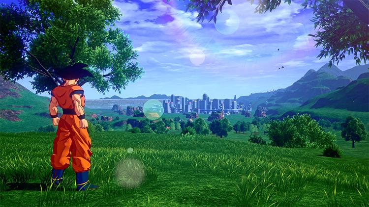 Quantic Reshade Mod for Dragon Ball Z: Kakarot
