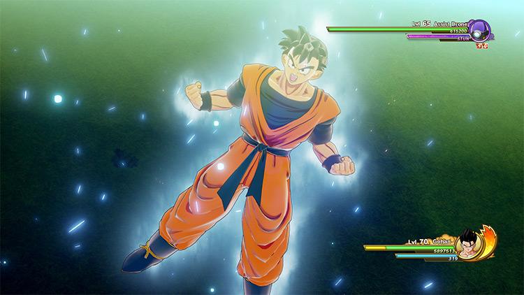 Future Gohan Dragon Ball Z: Kakarot Mod