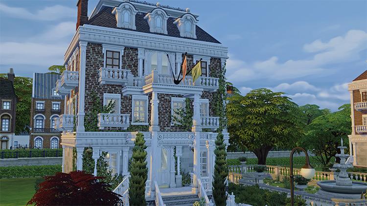 Sorority Drakka for Sims 4