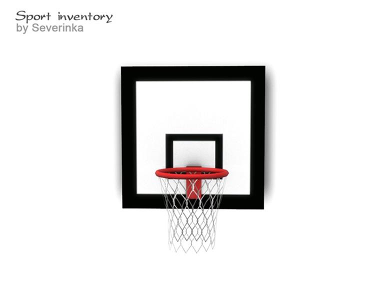 Basketball Net for Sims 4